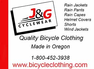 Quality Cycle wear