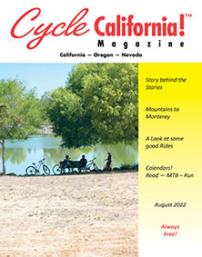 April 2021 Cycle California! Magazine